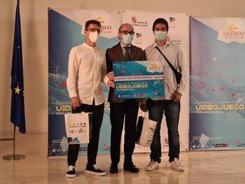 Premio para dos alumnos de Informática de la UVa