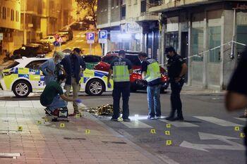 Salamanca: Un fallecido y una mujer muy grave en un tiroteo