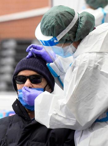 La Comunidad anota 301 casos nuevos y un fallecido