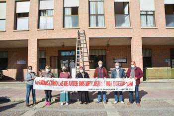 Protesta en Nava por supresión de un médico de guardia