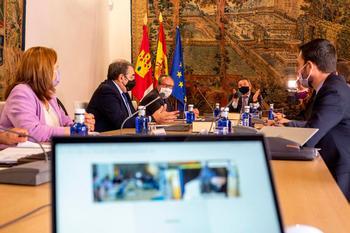 El Consejo de Gobierno extraordinario se ha reunido hoy y se volverá a reunir el sábado.