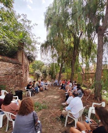 La UCLM centra un curso en el arroyo de San Martín de Pusa