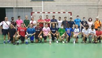 El BM Albacete sigue con su preparación