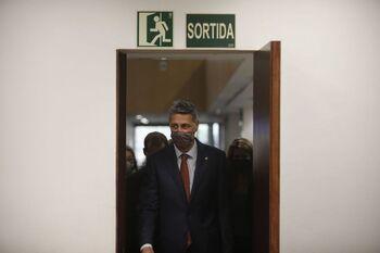 La oposición de Badalona registra la moción contra Albiol