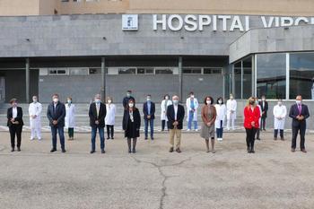 La Junta subraya la mejora del Área Sanitaria