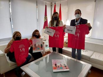 Masías invita a participar en la Carrera Rosa de Amuma