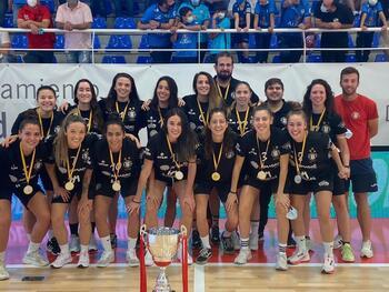 El Almagro FSF se proclama campeón del Trofeo Diputación