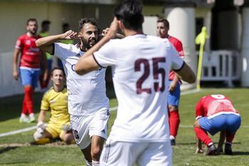 El Atlético Albacete sudó para vencer al Miguelturreño