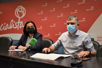El PSOE subraya las inversiones para el reto demográfico