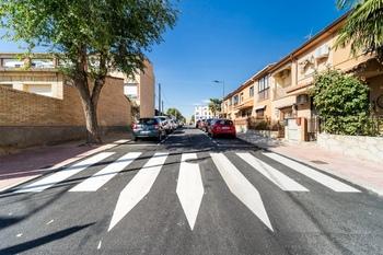 Diputación concluye obras de pavimentación en tres pueblos