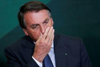 Bolsonaro, acusado de 'crímenes contra la humanidad'
