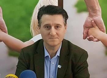 Pedro Soriano, presidente de Contigo Somos Democracia Albacete.