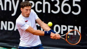 Carreño se corona campeón del Andalucía Open