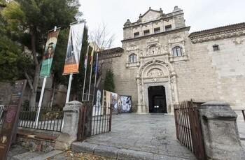 Santa Cruz acoge 'Toledo my love' de Marian Kratochwil
