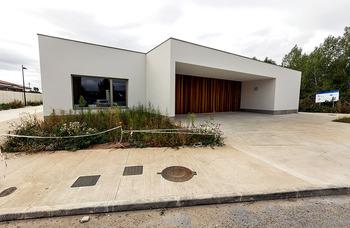 La apertura del nuevo centro de salud de Salas se demora más