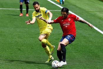 El Osasuna le baja los humos al Villarreal