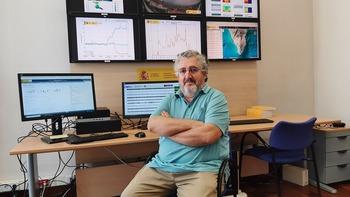 «El proceso eruptivo podría durar entre 30 días y dos meses»