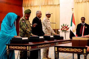 La Unión Africana suspende a Sudán por el golpe de Estado
