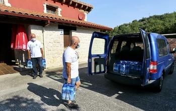 Estudian 2 opciones para suministrar agua potable a Fresnedo