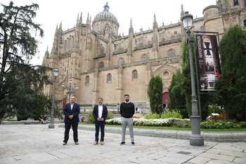 Estrategia conjunta de turismo en Ávila, Salamanca y Alba