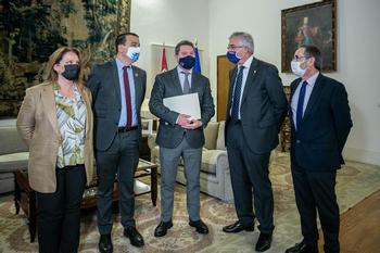 CLM y Aragón quieren una PAC sin derechos históricos