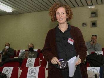 Elena Villamediana, nueva secretaria provincial de CCOO