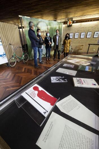 'Miguel Delibes y Diario de Burgos' llega a Villarcayo