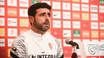 Gallego: 'El Valladolid es uno de los favoritos al ascenso'