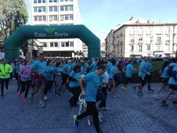 El 31 de octubre vuelve El Camino contra el Cáncer a Soria