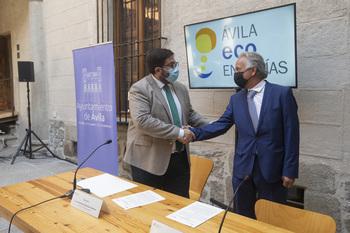 Ávila tendrá una red de calor ecológico