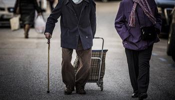 Una de cada diez pensiones está en niveles de pobreza severa