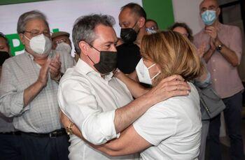 Ferraz da por acabado el mandato de Díaz y alaba a Espadas