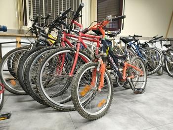 Bicicletas solidarias: salida Golmayo, rumbo a Etiopía