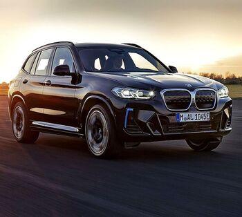 Estética y tecnología para el nuevo BMW iX3