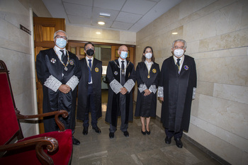 Nuevos magistrados para el Contencioso-Administrativo