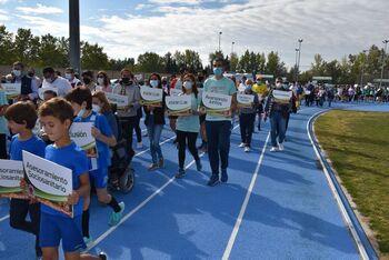 ASEM-CLM celebró su XV Carrera y Vuelta Solidaria