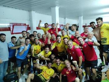 Trabajada victoria del Villarrubia