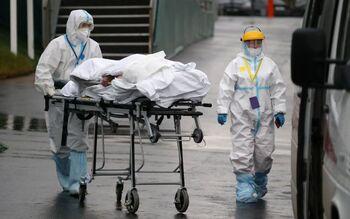 Rusia bate su número diario de contagios por coronavirus