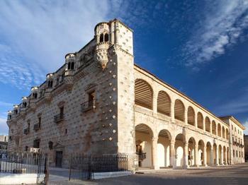 El detalle monumental del mes de mayo es el Museo Provincial