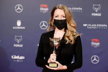 La directora Pilar Palomero