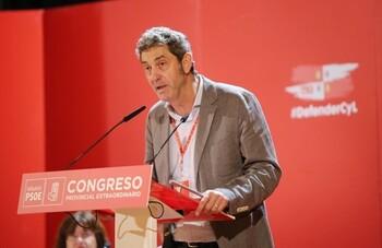 Escarda encabeza la lista del PSOE para el Congreso Federal