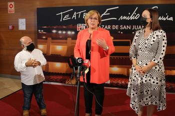 Anuncian 1,6 millones para modernizar espacios teatrales