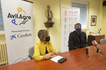 La UCAV y Avilagro profundizan su colaboración