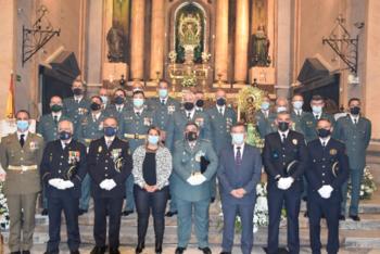 Talavera aplaude el «servicio público» de la Guardia Civil