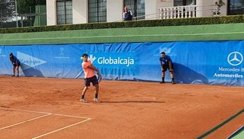 Robredo y García López disputan las semifinales