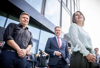 Los Verdes alemanes consultarán a sus bases un posible acuerdo