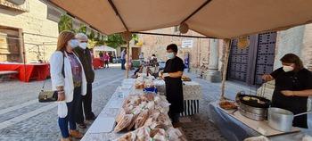 El Mercado de Artesanía distingue la fiesta de San Jerónimo