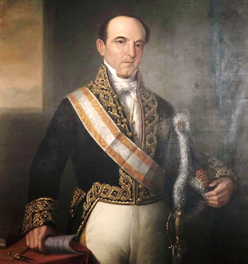 Reynoso, influyente político vallisoletano