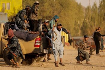 Los talibanes rechazan las presiones internacionales