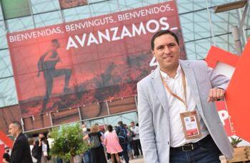Martínez Chana entra en la nueva Ejecutiva Federal del PSOE